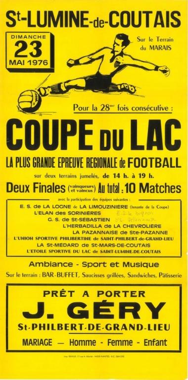 ESL-1976-Affiche Coupe du Lac-28ème