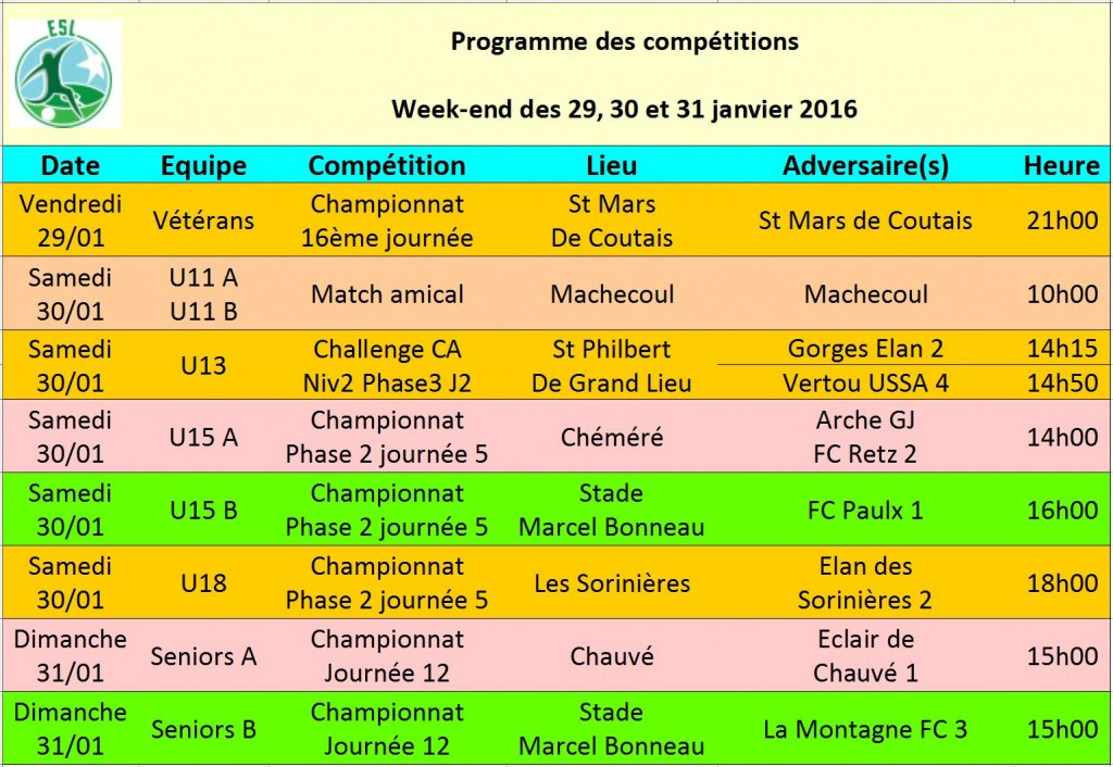 ESL-20160129-Programme