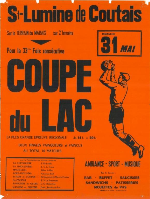 ESL-1981-Affiche Coupe du Lac-33ème